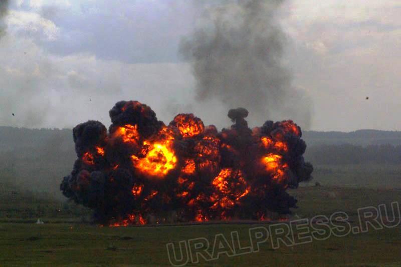 Как сообщил агентству «Урал-пресс-информ» Александр Петров, действующее на базе бывшего танкового