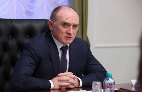 Новый совет возглавил глава региона Борис Дубровский. Его замом назначен вице-губернатор Руслан Г