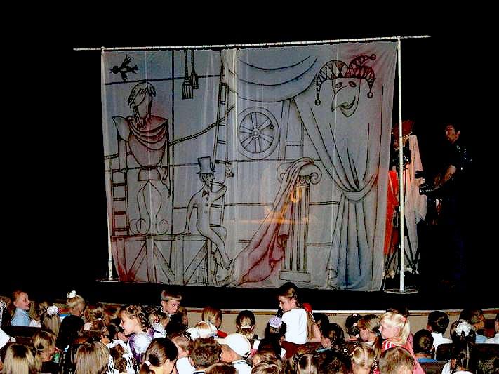 Завтра, 20 февраля, в Челябинском театре кукол имени Вольховского состоится премьера спектакля «Т