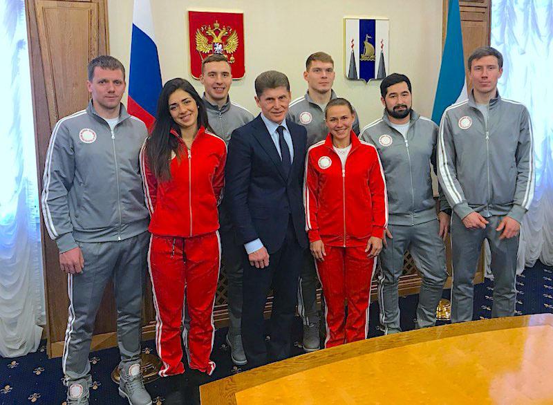 В число спортсменов, представляющих Южный Урал на главных стартах четырехлетия, вошли фристайлист