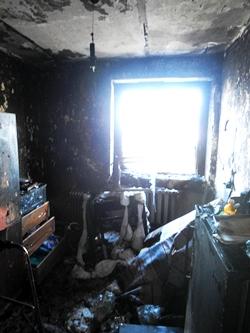 Трагедия разыгралась 31 июля. В пожарную часть о возгорании жилого дома поступило сообщение от уч