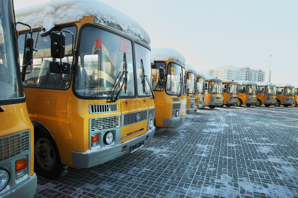 В случае отсутствия документов на перевозку пассажиров, автобусы будут доставляться на штрафстоян