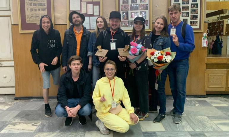 Театр «Манекен» (Челябинск) получил две награды за спектакль «Spocky Noki» на XI Межрегиональном