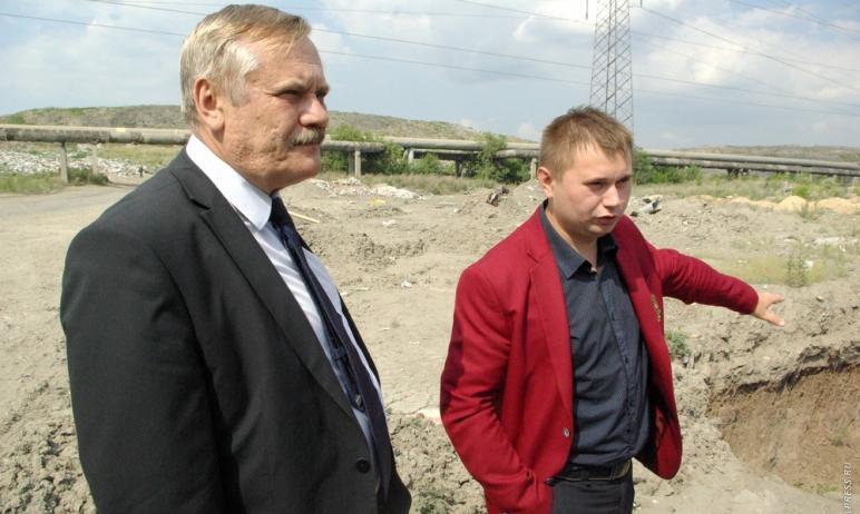 В отношении замминистра экологии Челябинской области Виталия Безрукова возбуждено уголовное дело