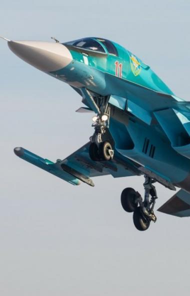 Экипажи второй эскадрильи авиационного полка, дислоцированного в Челябинской области, приступили