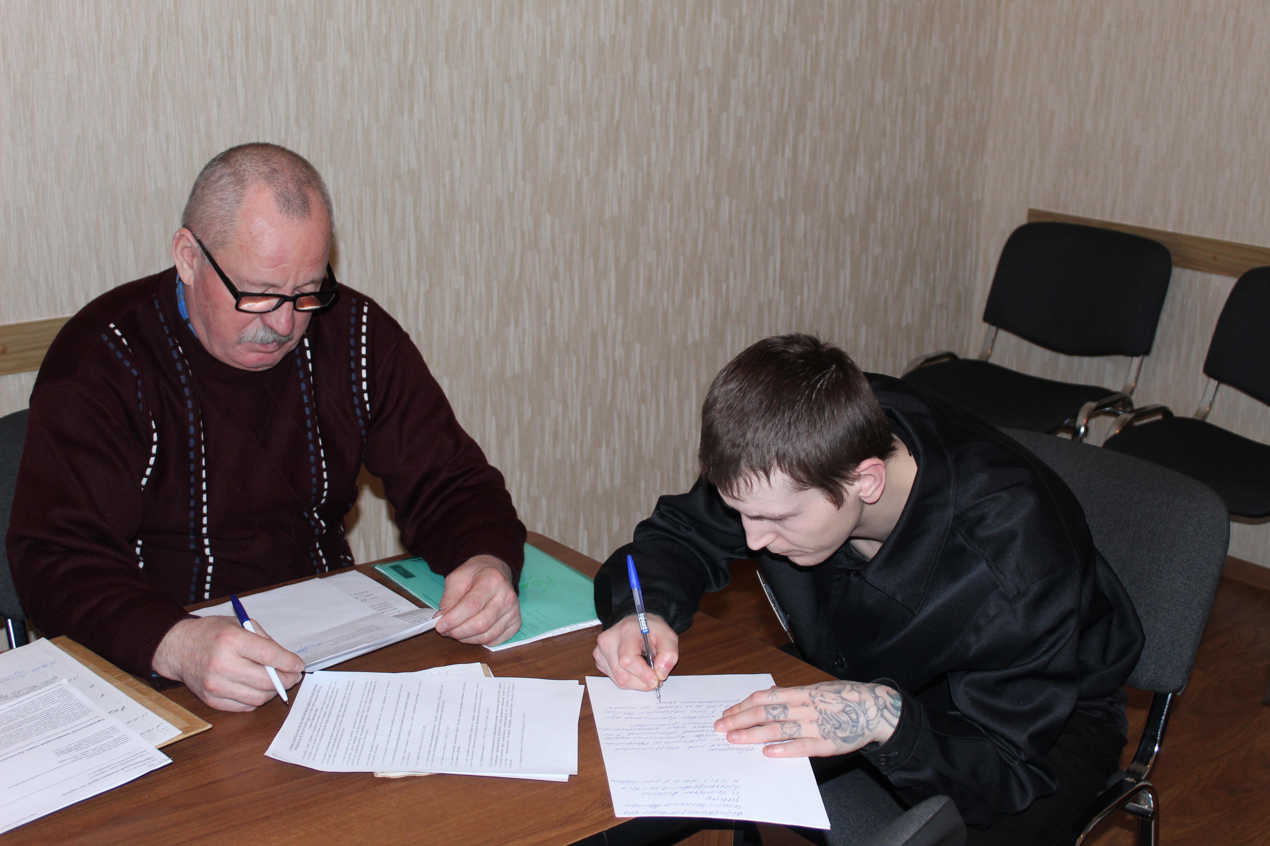 Конфликт между главой Кусинского района Виктором Пенягиным и сиротой Алексеем Комедько, начавшийс