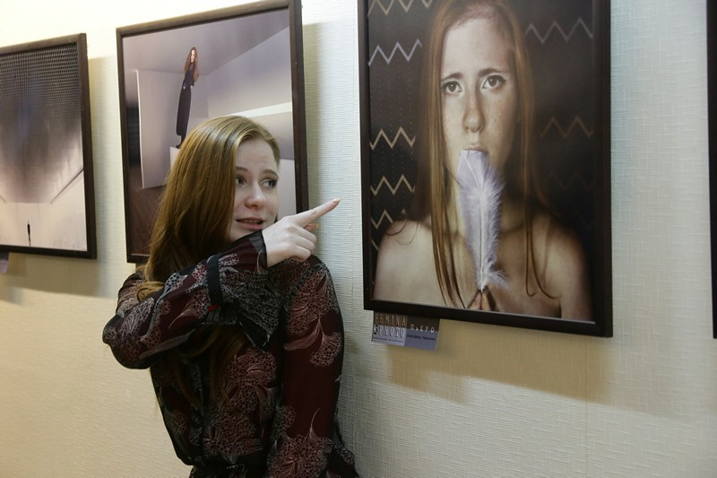 В Челябинске в галерее «Каменный пояс» открылась фотовыставка в рамках ежегодного проекта «Фемина