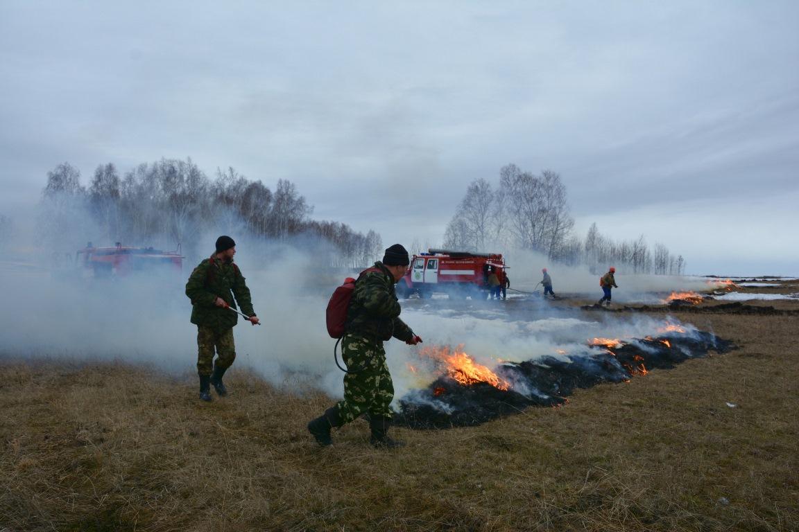 В Челябинской области особый противопожарный режим введен еще в одном муниципальном районе – Уйск