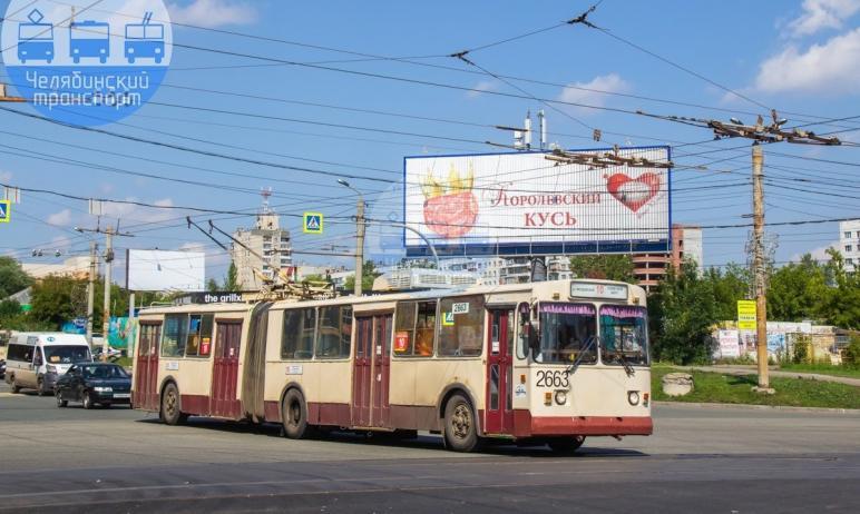 На Комсомольском проспекте в Челябинске на выходные закроют движение транспорта в районе дома №85