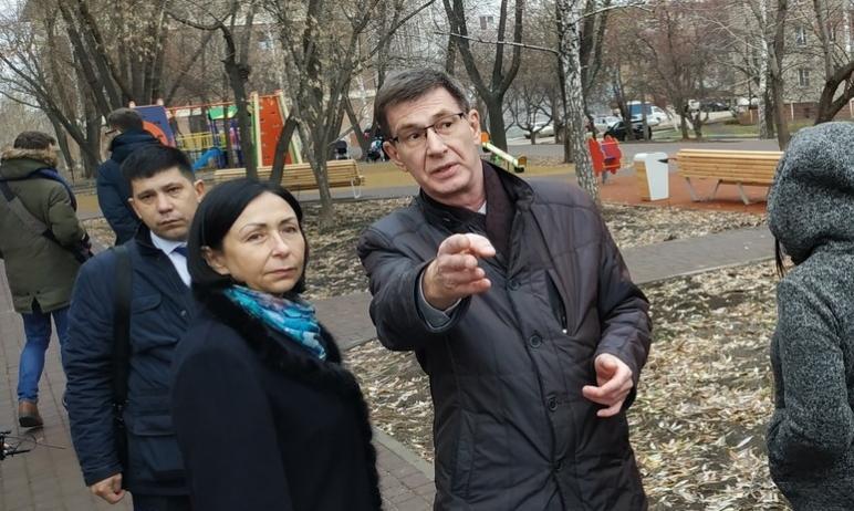 Еще одна территория Челябинска (помимо поселка Шагол), не находящаяся на балансе муниципалитета,