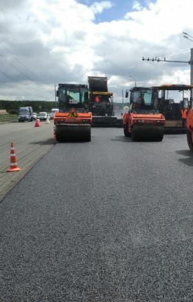Качество ремонта дорог в Челябинске находится на должном уровне, нареканий к составу асфальтобето