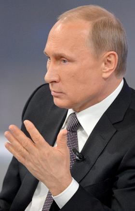 Президент России Владимир Путин прибудет в Магнитогорск (Челябинская область) уже предстоящей ноч