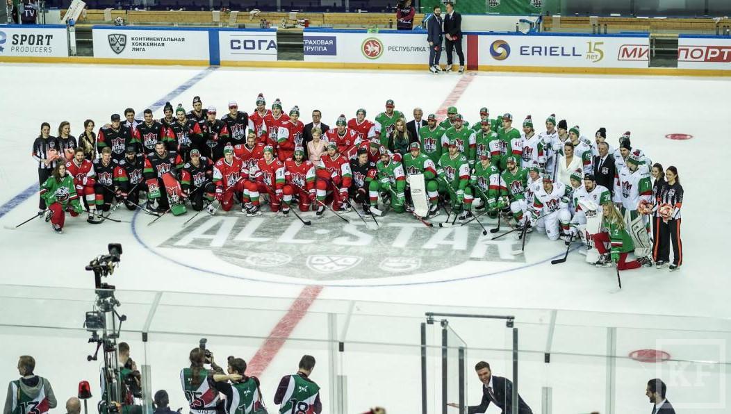 В Казани завершился большой хоккейный праздник – Неделя звезд КХЛ. В звездном уик-энде принимали