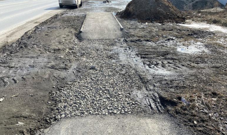 Общественники из Народного фронта назвали худшие дорожные объекты Челябинска, подведя итоги - как