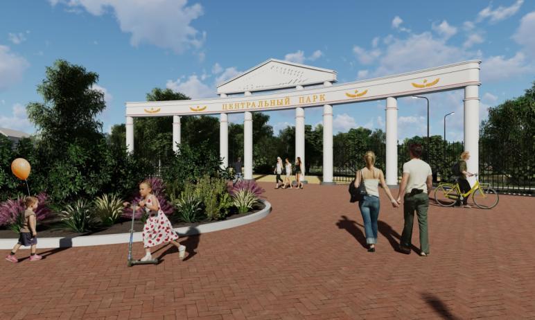 Парк Победы в Копейском городском округе (Челябинская область) будет реконструирован. Большая&nbs