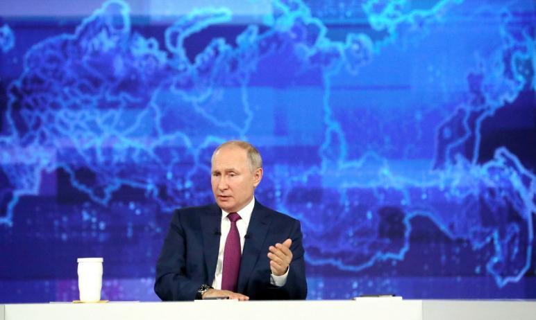 Президент России Владимир Путин заявил, что он не поддерживал и не поддерживает обязательную вакц