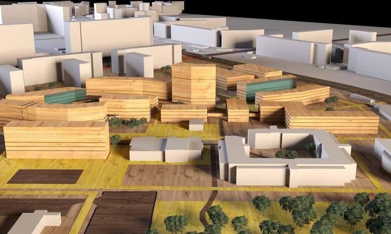 Власти Челябинской области намерены объявить международный конкурс на разработку архитектурных ре