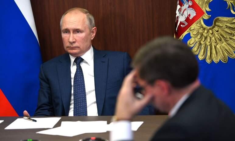 Губернатор Челябинской области Алексей Текслер обратился к президенту Владимиру Путину с просьбой