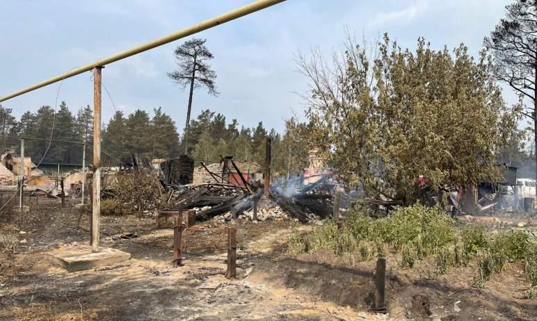 Жителям поселков Джабык и Запасное (Карталинский район, Челябинская область), чье жилье было унич