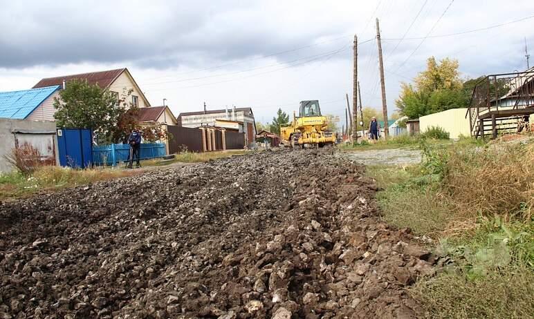 В 2021 году в Коркинском муниципальном районе (Челябинская область) в частном секторе начали стро