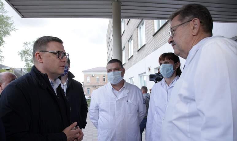 Губернатор Челябинской области Алексей Текслер в пятницу, 10 сентября, посетил с рабочим визитом