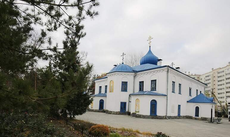 В Челябинской области началось строительство собора, который будет освящён в честь Одигитриевской