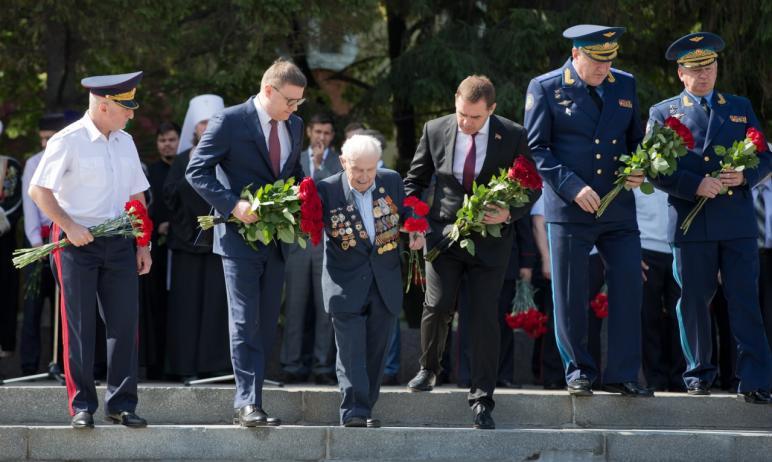 В День памяти и скорби, в день 80-й годовщины начала Великой Отечественной войны, в Челябинске во
