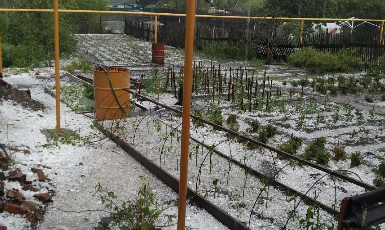 В Челябинске и Копейском городском округе прошел долгожданный дождь. Он принес временную передышк