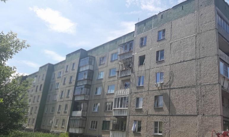 Жители пятиэтажного дома в Коркино (Челябинская область), покинувшие 14 июня квартиры после произ
