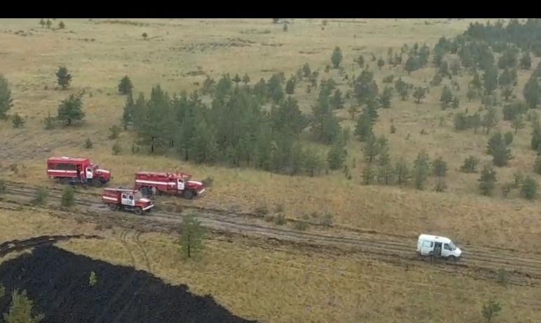 В Челябинской области 102 школьника, у которых из-за ландшафтных пожаров прервалась смена в загор