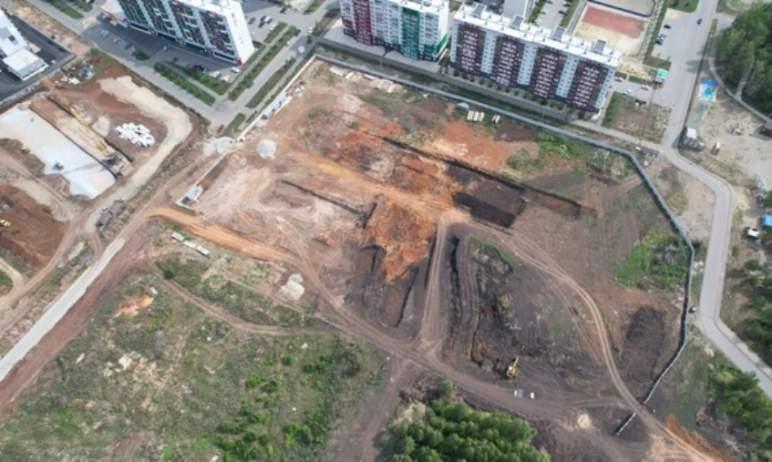В 2021 году начнется строительство школы на 1100 мест в микрорайоне «Вишневая горка» (недалеко от