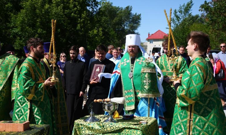 В Розинском городском поселении (Коркинский муниципальный район, Челябинская область) в праздник