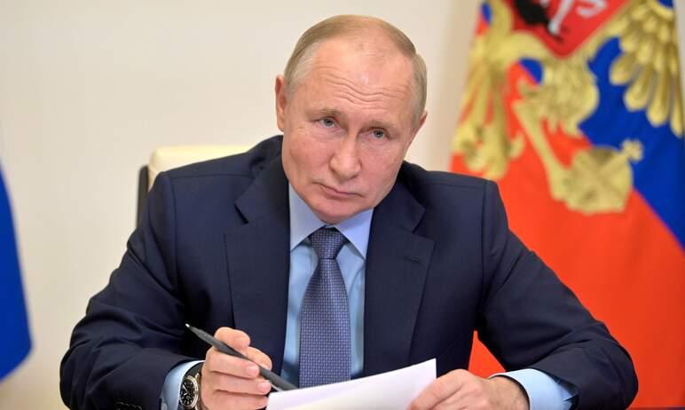 Президент России Владимир Путин подписал Указ, устанавливающий введение в стране нерабочих дней с