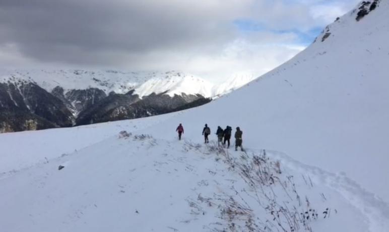 В горах Абхазии группа туристов из России, в число которой вошли челябинцы, вышли на связь со спа
