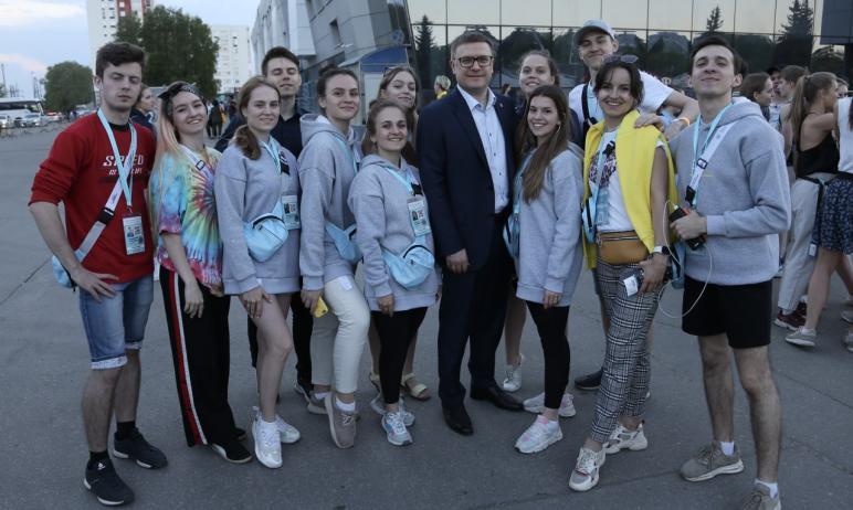 Челябинская область примет первый в России фестиваль «Российская студенческая весна» для студенто