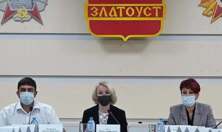 В Златоусте (Челябинская область) регистрируется рост заболеваемости коронавирусной инфекцией COV