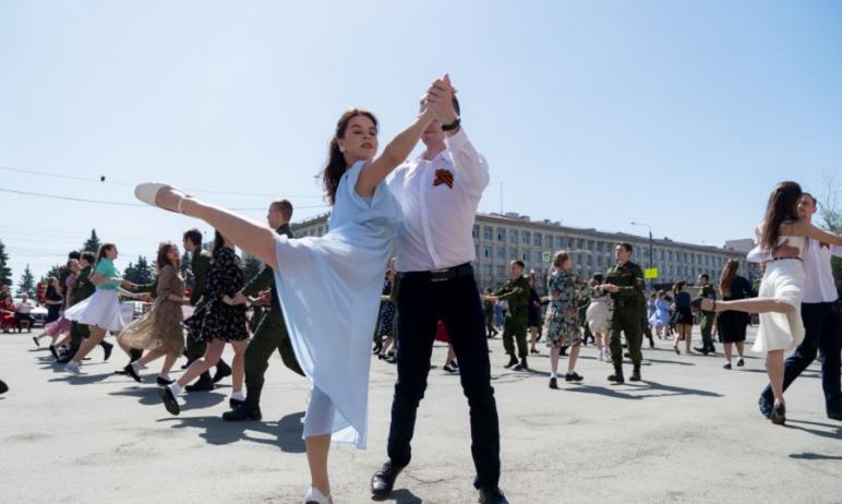 В пятницу, седьмого мая, в Челябинске состоится одно из самых красивых, зрелищных и трогательных