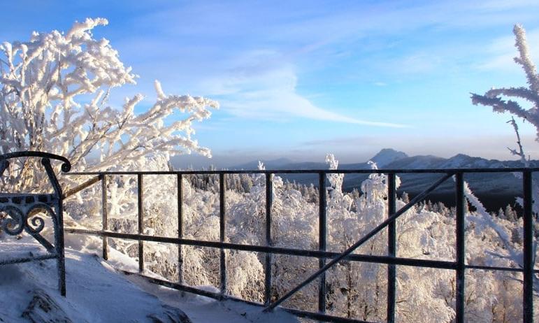 В пятницу, первого февраля, в Челябинской области ожидается переменная облачность, в горах местам
