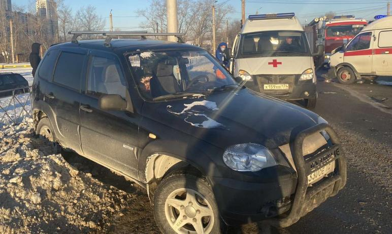 Фельдшер, пострадавший в дорожно-транспортном происшествии с участием автомобиля скорой медицинск