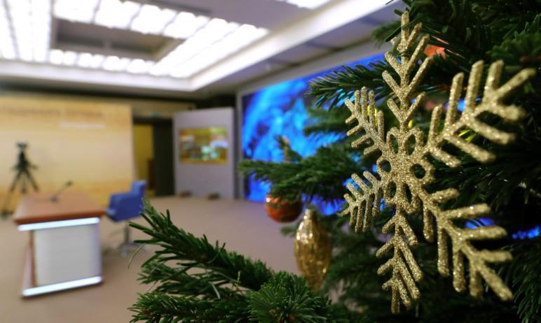 Сегодня, 17 декабря, проходит традиционная пресс-конференция президента Российской Федерации Влад
