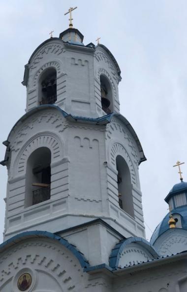 В монашеской общине села Булзи Каслинского благочиния (Челябинская область) состоялось долгожданн
