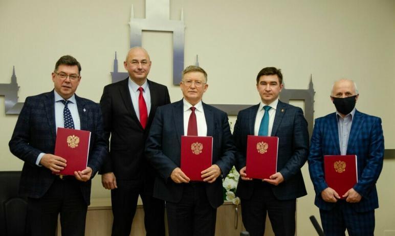 В Челябинской области три вуза и один научный центр создали научно-образовательный консорциум.
