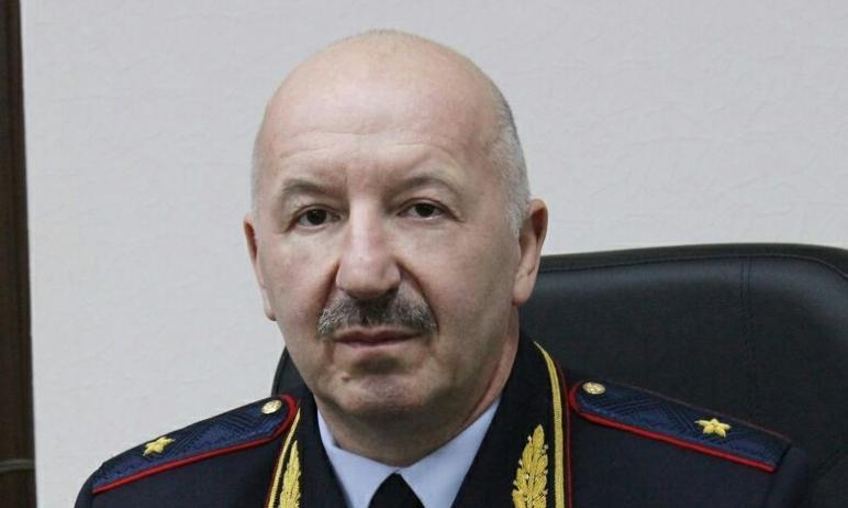 Начальник Управления Росгвардии по Челябинской области генерал-майор Александр Ясинский поделился
