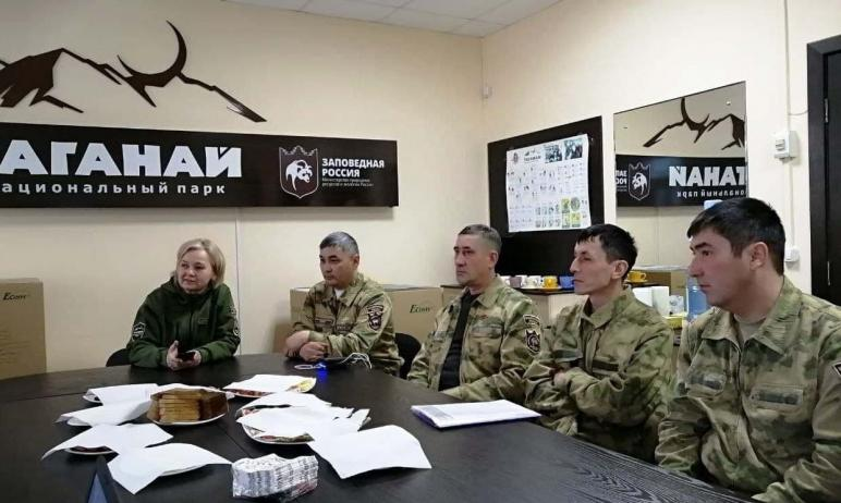 В национальном парке «Таганай» (Челябинская область) на стажировку приехали представители Башкирс