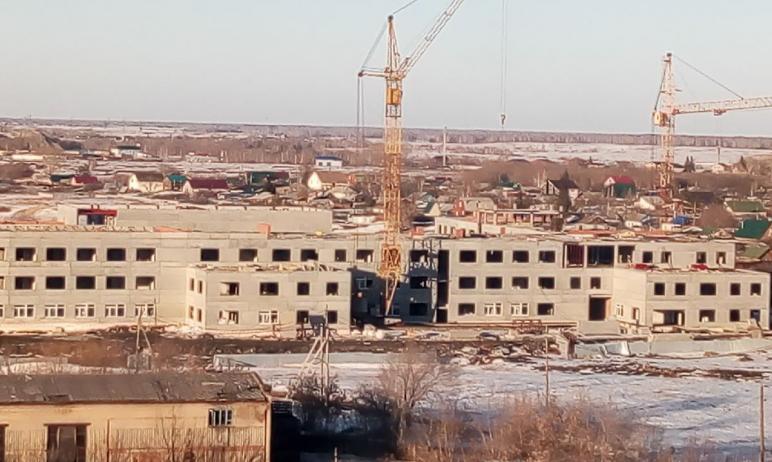 Школа в Тугайкуле (Копейский городской округ, Челябинская область) будет построена и сдана в эксп