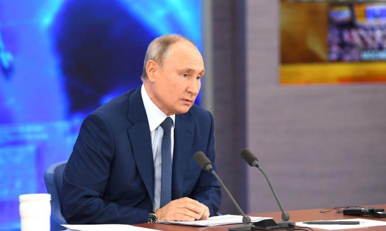 В четверг, 17 декабря, президент России Владимир Путин согласился со сложной ситуацией касаемо ро