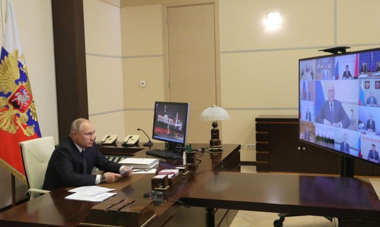 Губернатор Челябинской области Алексей Текслер внёс ряд предложений, которые помогут бюджетам суб