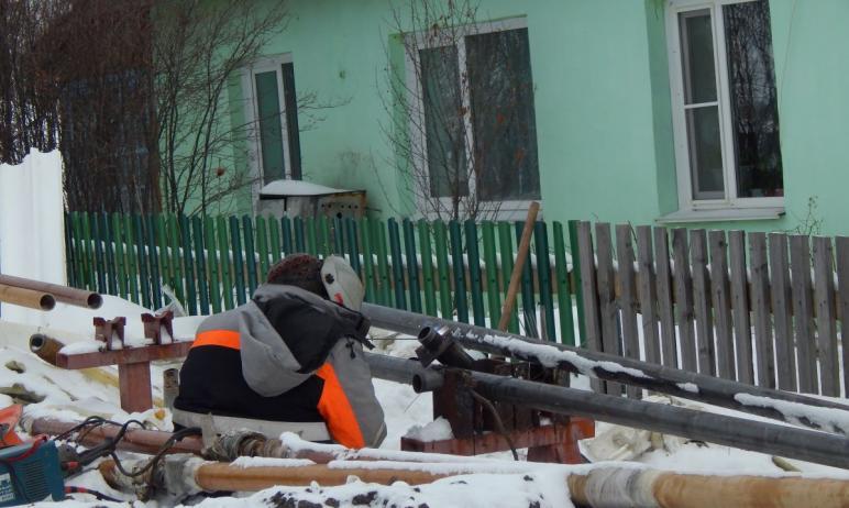 В Железнодорожном микрорайоне Нязепетровска (Челябинская область) снят режим ЧС, введенный 10 дне