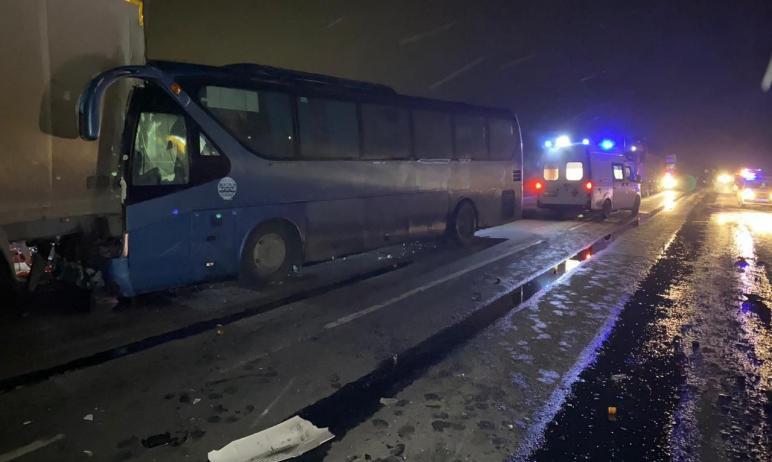 В Иглинском районе республики Башкортостан произошло дорожно-транспортное происшествие с участием