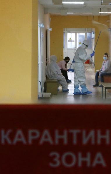В Миассе (Челябинская область) от ковидной пневмонии скончалась 52-летняя врач городской детской
